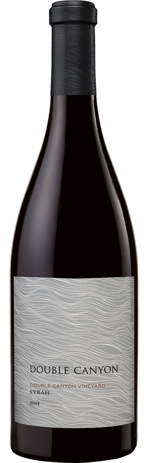 2014 Double Canyon Vineyard Syrah 3-Bottle Pack Image